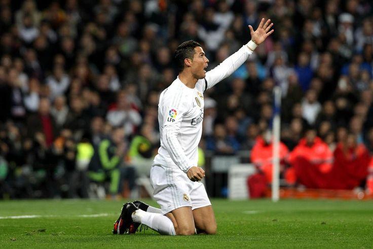 La imágenes del partido Real Madrid-Barcelona