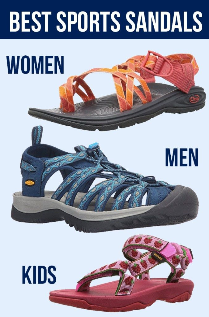 Best sandals for hiking \u0026 water sports