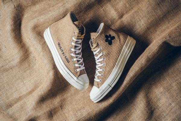 cca5dab30e Golf Le Fleur x Converse Chuck 70 Hi - Curry