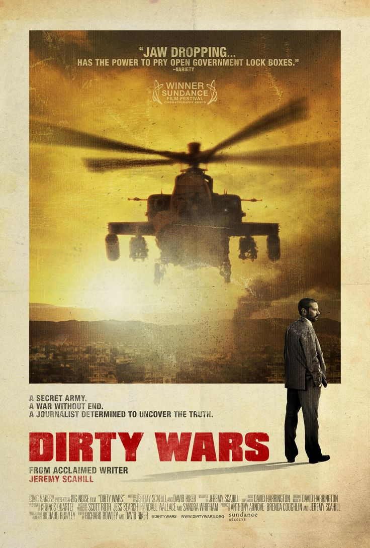 Watch Dirty Wars (2013) Online Free - SolarMovie