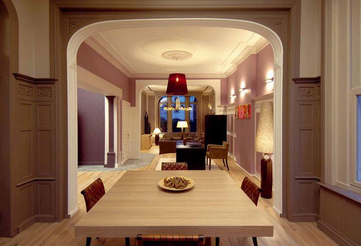 Ewering Malerbetrieb \ Raumdesign  Stuckleisten und Zierleisten - raumdesign wohnzimmer