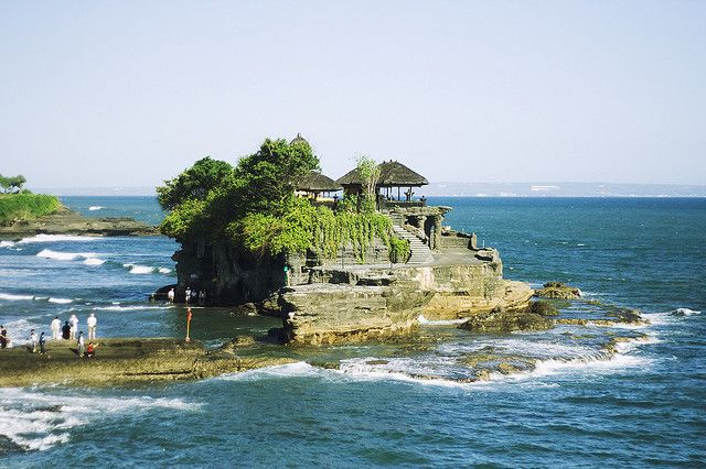 Bali, Indonesia by Peregrino Will Reign, via Flickr