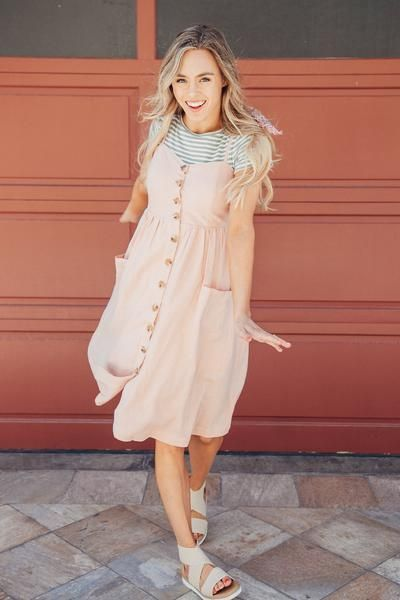 The #Pretty #in #Pink #Dress