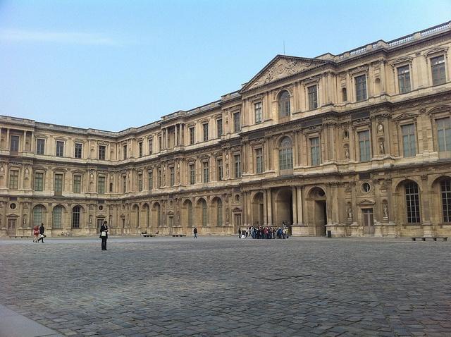 Paris by Flygstolen, via Flickr  #Paris #City #Storstad #Stad #Huvudstad #France #Franktike #Europe #Travel #Europa #Resa #Resmål  #Louvren #Museum