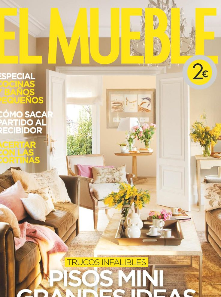 Revistas el mueble top awesome apariciones en revistas for Casa y jardin revista pdf