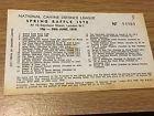 #Ticket  Vintage Raffle Ticket 1978 National Canine Defence League #deals_uk