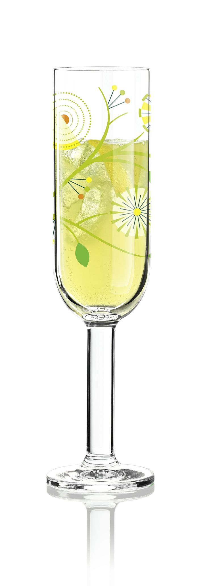 Limoncello Designed by Christiane Beauregard #RITZENHOFF
