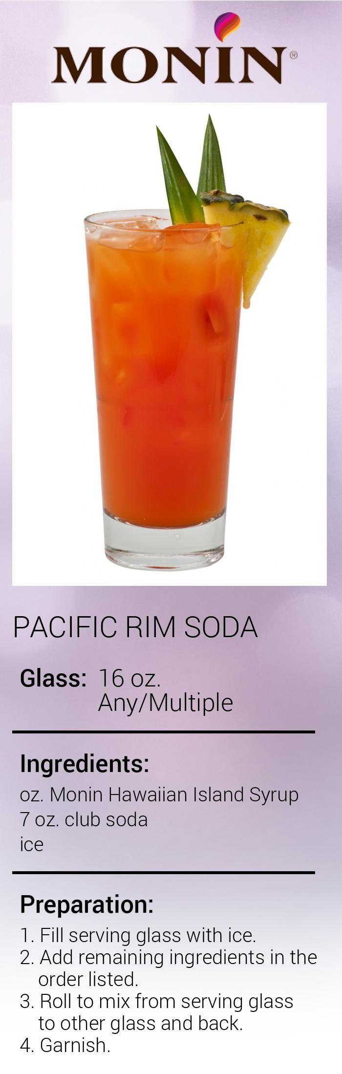 Pacific Rim Soda