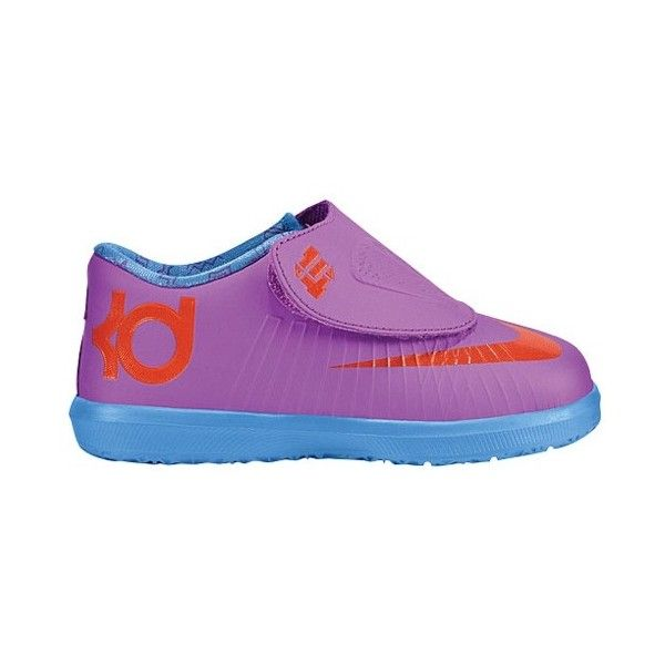nike-kd-vi-boys-toddler (500×500) ❤ liked on Polyvore featuring baby shoes and items