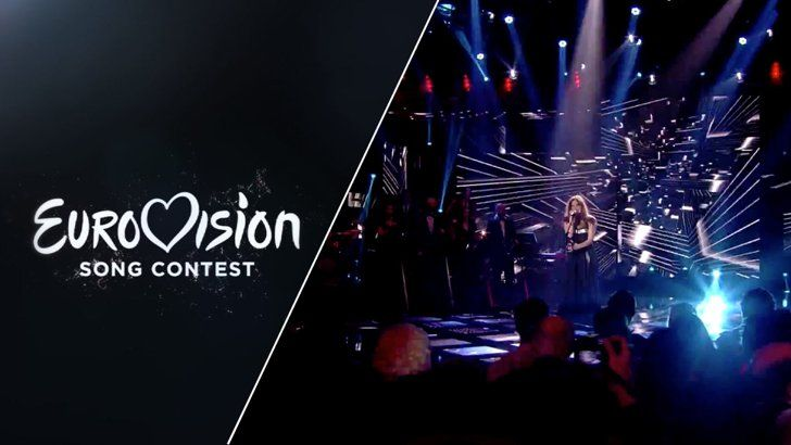 """Pin for Later: Listen to Every Single Song From the 2015 Eurovision Song Contest Portugal Leonor Andrade — """"Há um Mar que nos Separa"""""""