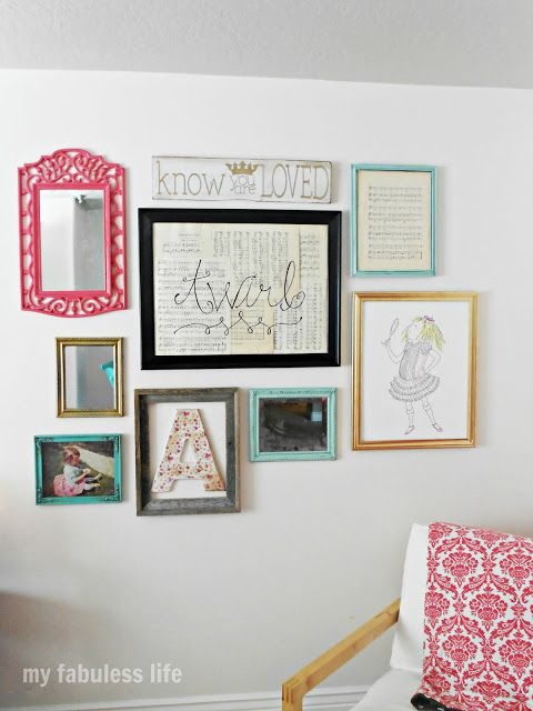 My Fabuless Life: The Beginnings of a Ballerina Room