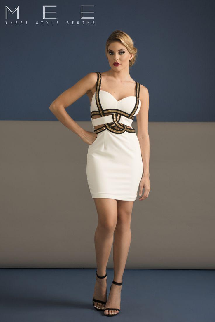 Foto #32 White bodycon Dress- Pedidos al Whatsapp:8426-9573  -Envíos a cualquier parte del país