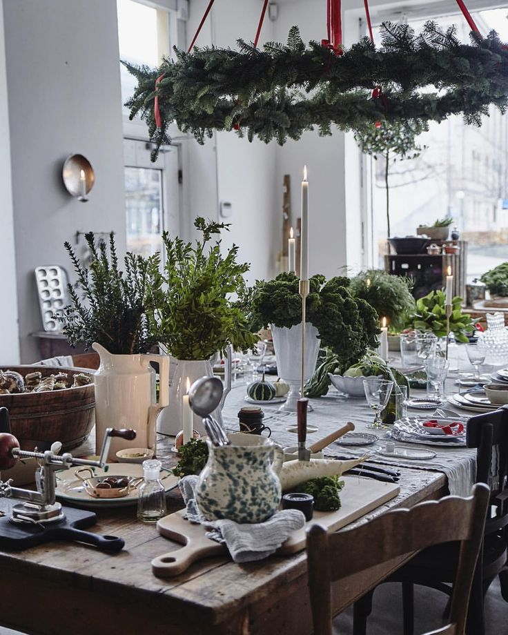 Nordic xmas ideas for home.