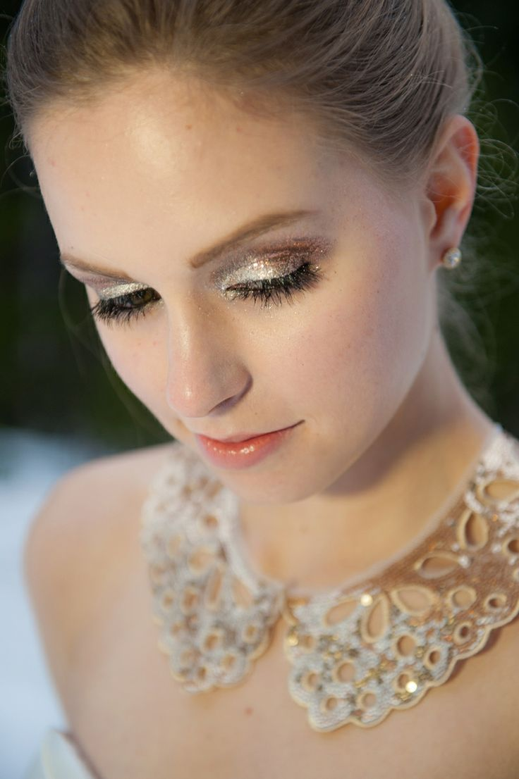 Perfect Makeup For Wedding Party : 31 best images about hair and makeup ideas on Pinterest ...