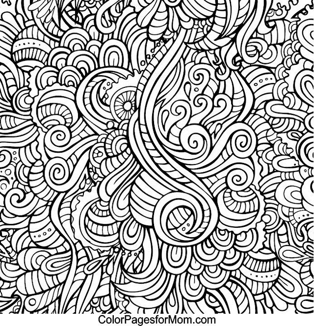 coloring pages for movement - photo#33