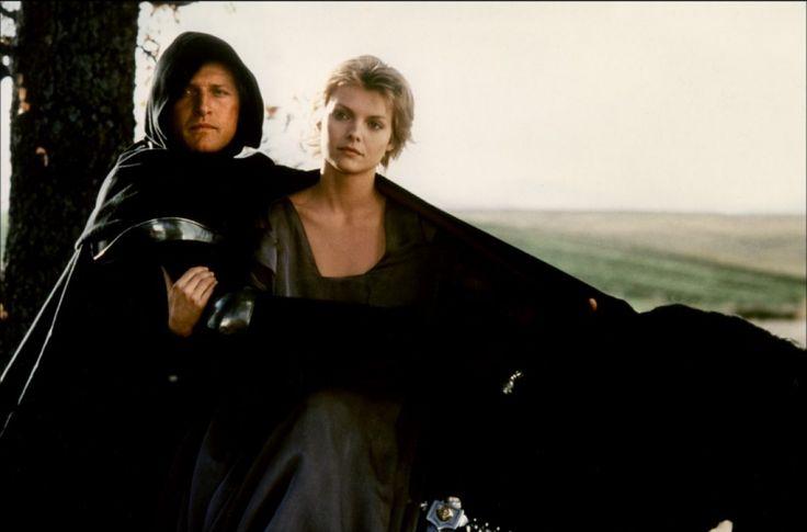 Ladyhawke, la femme de la nuit - Rutger Hauer - Michelle Pfeiffer