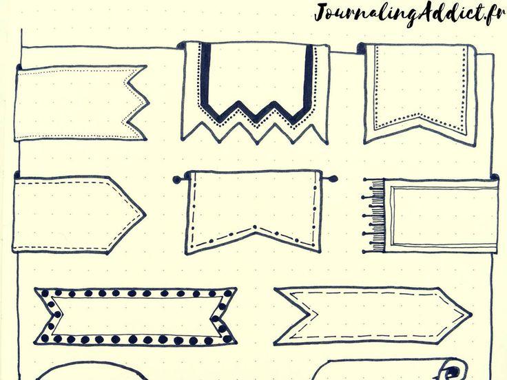 Bannieres-pour-le-bullet-journal.-Banners-pour-le-bujo-11.jpg (1280×960)