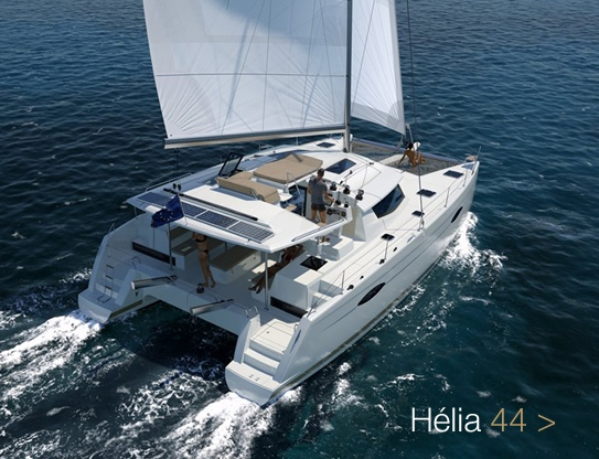 Fountaine Pajot Catamarans   Hélia 44