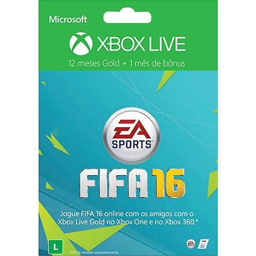 [Submarino] Xbox Live 12 meses + 1 mês EA Access R$ 119,99 no Cartão Submarino