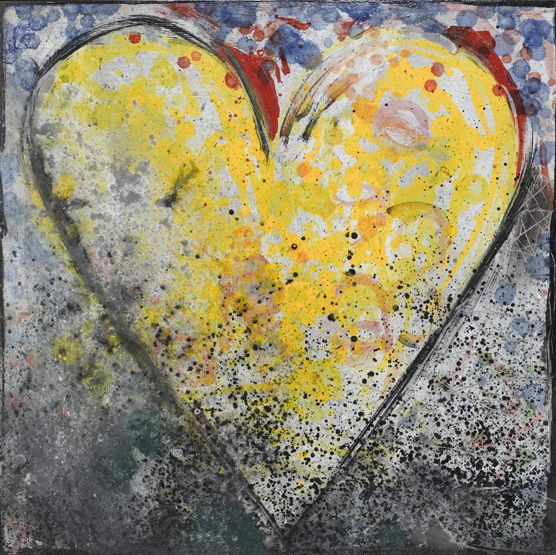 Jim Dine Hearts of Stone   Wetterling