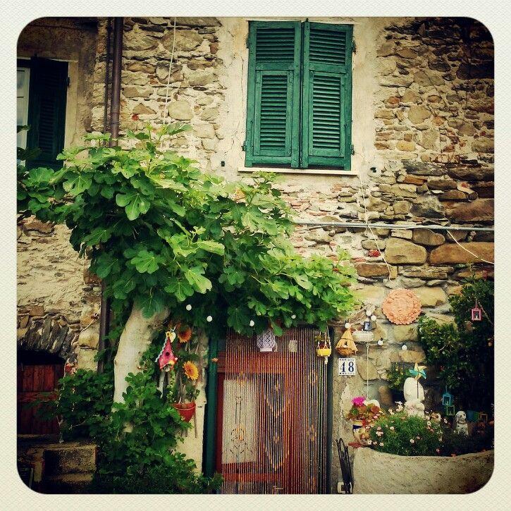 Corniglia, Cinque Terre.Italy
