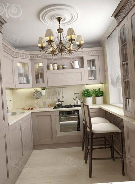 Дизайнер Макс Касымов спроектировал интерьер маленькой квартиры в Москве. Ему удалось преобразить небольшое пространство площадью всего 34 квадратных метра