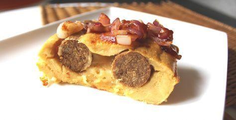 Vegetarische Braadworst in bierbeslag. Lekker als snack of als bijgerecht bij de warme maaltijd. http://www.goodbite.nl/recept/vegetarische-braadworst-bierbeslag/