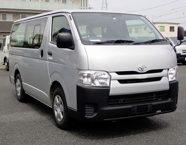 For Sale Toyota Hiace Van What S App Us 81 8080348390
