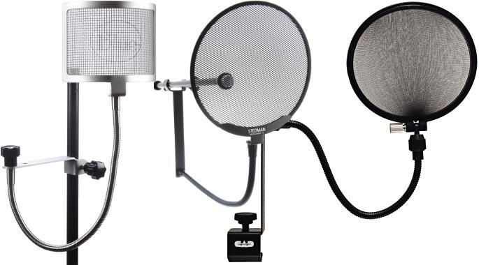 Guide to the best Microphone Pop Filters