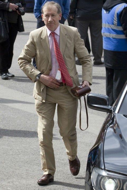 Theresa May's husband Philip May: the style file