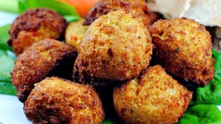 Falafel » Recipes and Foods from Iran