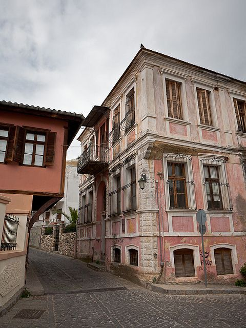 Walking the streets of Xanthi #Greece
