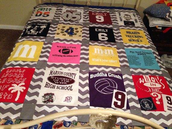 32 best T-Shirt Quilts images on Pinterest | Cards, Christmas ... : custom tshirt quilts - Adamdwight.com