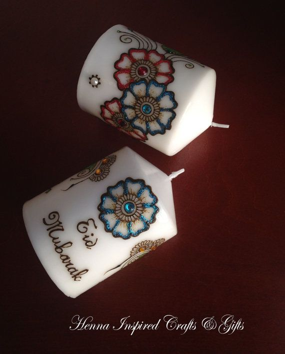 50 best eid ramadan decor gift ideas images on pinterest eid set of 2 candles decorative candles ramadan eid mubarak eid candles negle Choice Image