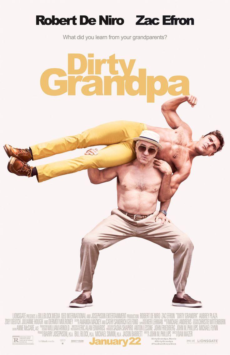 Dirty Grandpa (2016) by Dan Mazer