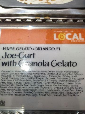 Haha! For those who don't know - SwimmerJoe is Mayor of Yogurt Mountain!