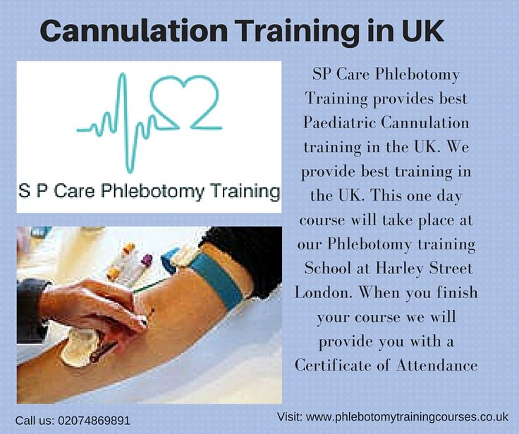 S P Care Phlebotomy Training Is Registered And Offering Quality And