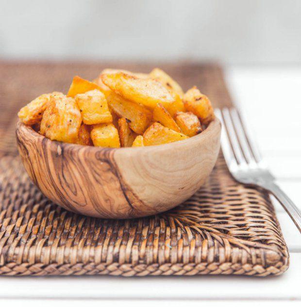 Jak na opravdu křupavé opečené brambory