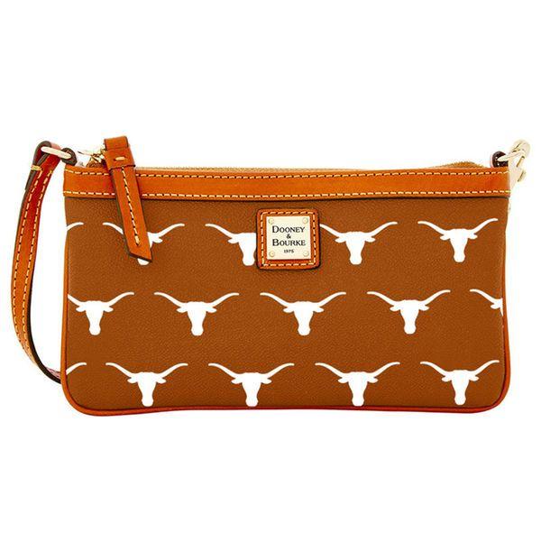 Texas Longhorns Dooney & Bourke Women's Wristlet - Texas Orange - $88.00