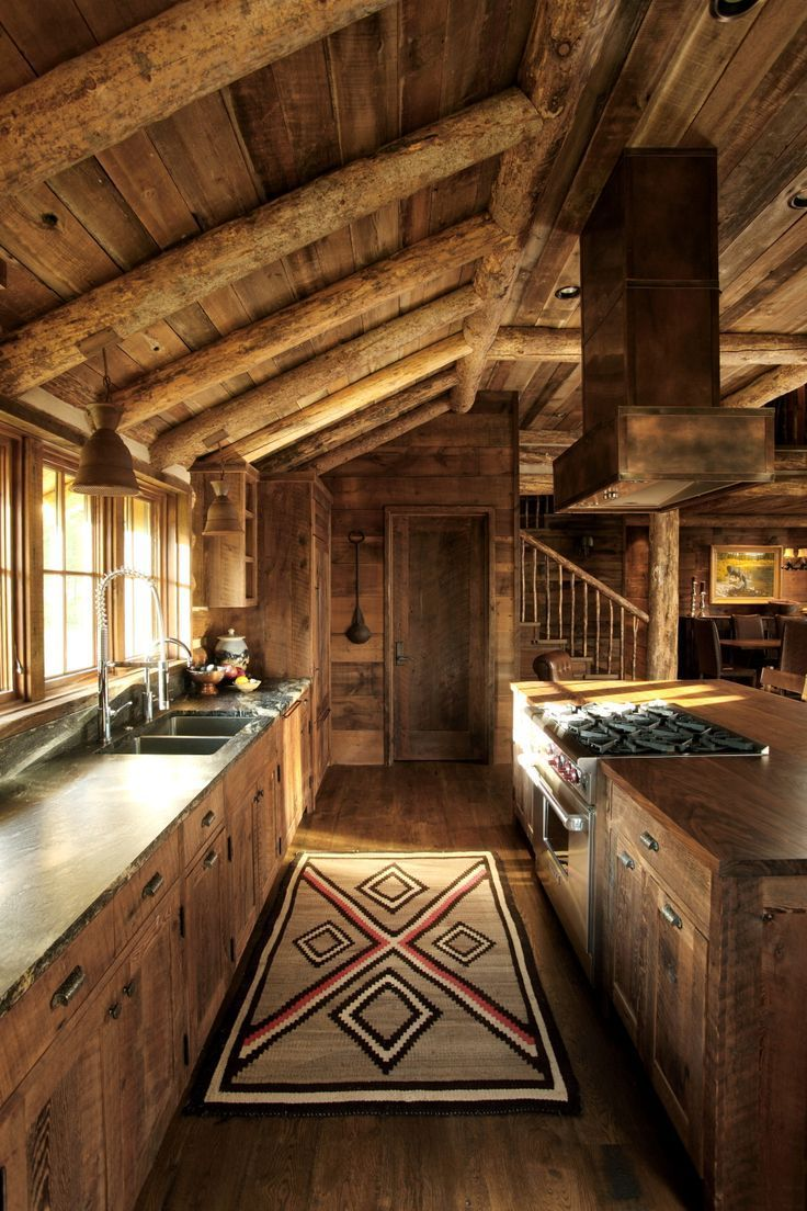 Dream Rustic Kitchens 144 Best Rustic Kitchens Images On Pinterest  Rustic Kitchens