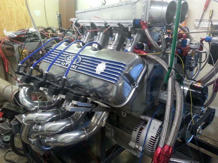 ford 427 overhead cam motor