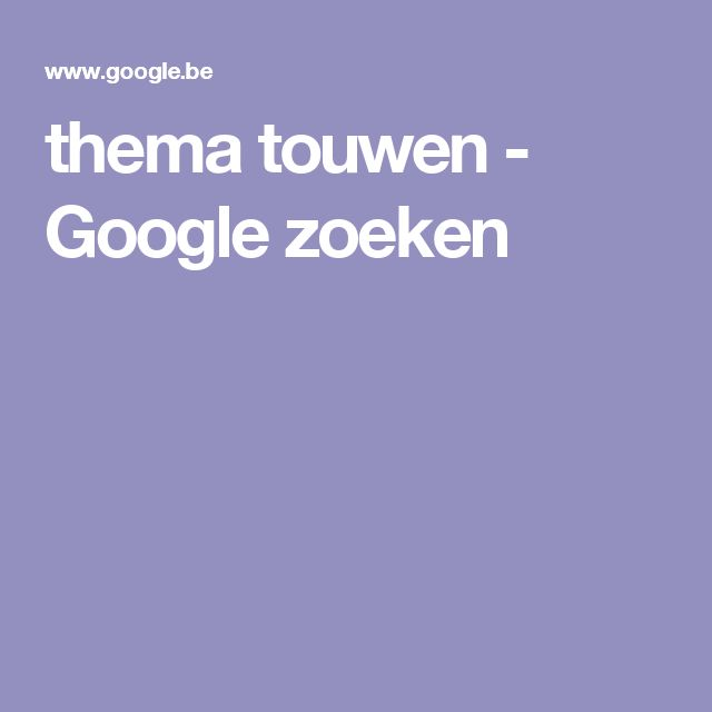 thema touwen - Google zoeken
