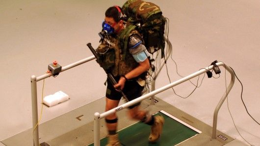 DARPA's Warrior Web program aims to build a suit that improves a soldier's endurance and overall effectiveness, while preventing injuries.