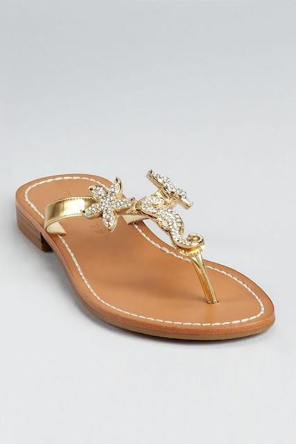 Ivanka Trump: Seahor Flats, Style, Seahorses Flats, Sea Hors, Pia Seahorses, Starfish Sandals, Ivanka Trump, Trump Sandals, Seahorses Sandals