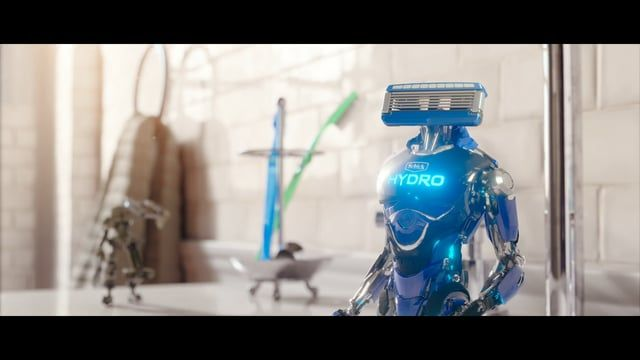 Mill+ joined forces with JWT to create an action packed Super Bowl spot advertising the new Schick Hydro Razor. Director Ben Smith led a team of VFX artists to immerse themselves in the world of robotic design, and craft a robot that reflected the slick and sleek features of the Hydro Razor. Learn more: http://www.themill.com/millchannel/674/behind-the-project%3A-schick-%27hydro-robot%27- Follow @Millchannel on Twitter, Facebook & Instagram for more updates. Website: www.themill.com Face...