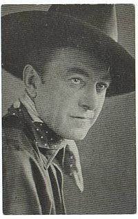 Harry Carey (January 16, 1878 – September 21, 1947) was an American actor and one of silent film's earliest superstars.