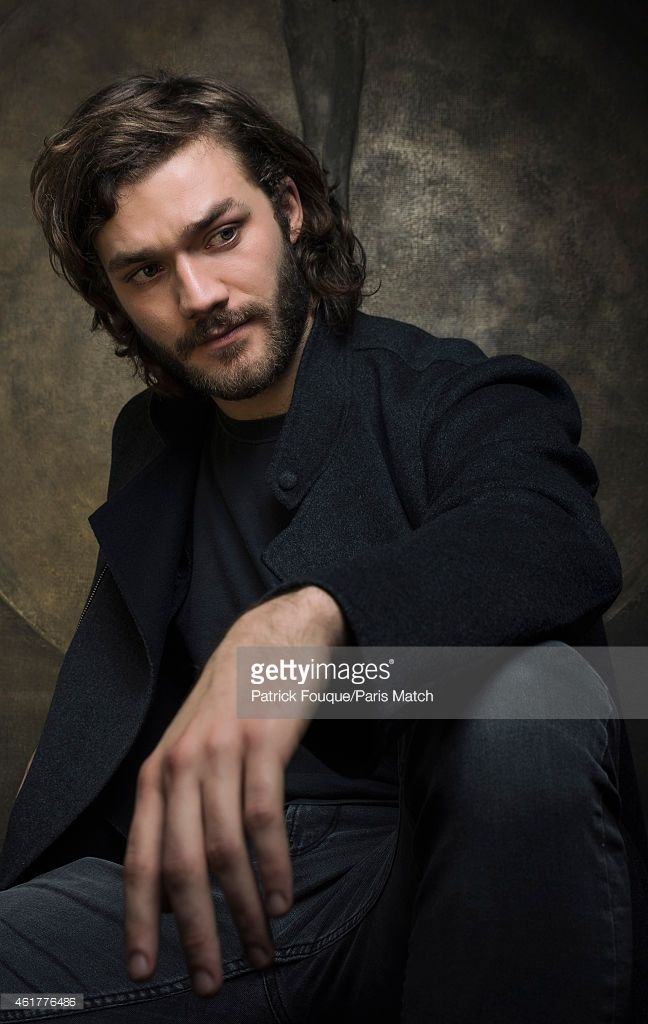 Actor Lorenzo Richelmy is photographed for Paris Match on November 21, 2014 in Paris, France.