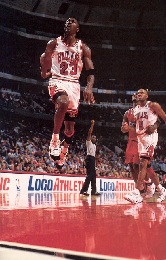 biggest discount premium selection quite nice Michael Jordan wearing Air Jordan XI 11 Concord (34 ...