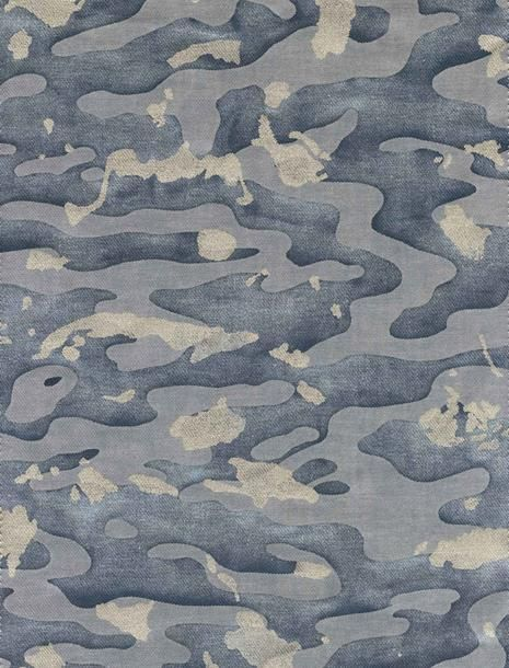 carpet pattern texture. CAMO ISOLE In Faded Blue \u0026 Silvery Gold Texture - Fortuny Carpet Pattern O