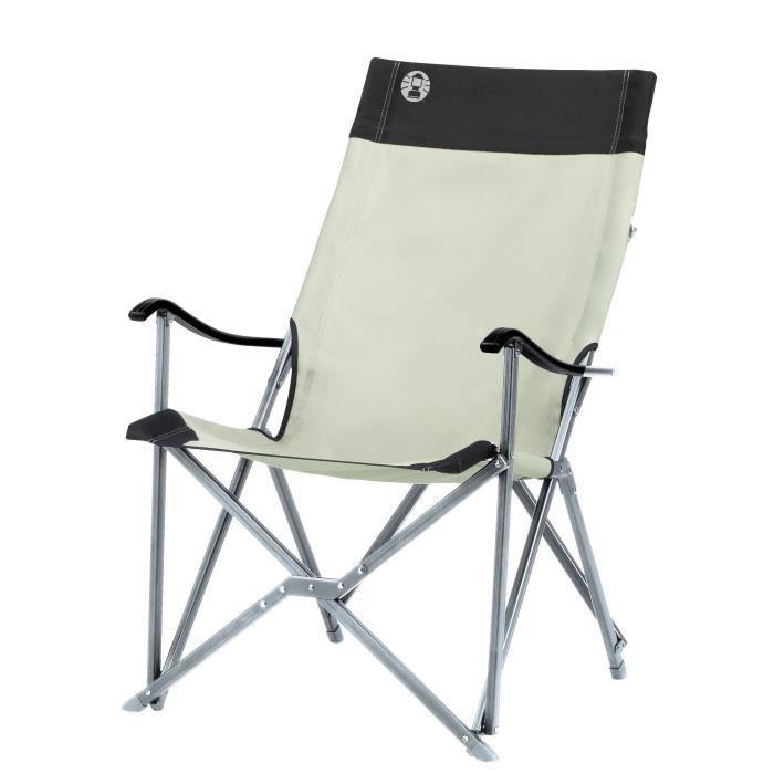 Coleman Chaise De Camping Sling 58 X 61 X 94 Cm Vert Kaki Chaises De Camping Chaise Exterieur Et Chaise Fauteuil
